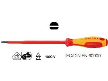 Giraviti per viti ad intaglio per elettricisti knipex for M3 arredamenti catalogo