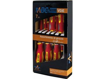 Serie di giraviti per elettricisti abcpremium m7101 8 abc for M3 arredamenti catalogo