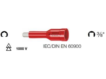 Chiavi a bussola con inserto knipex m7113 8 abc tools for M3 arredamenti catalogo