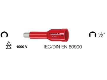 Chiavi a bussola con inserto knipex m7114 abc tools for M3 arredamenti catalogo