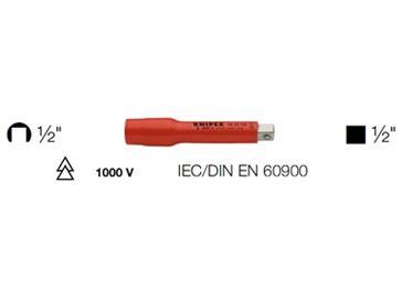 Accessori per a chiavi bussola knipex m7113 2 abc tools for M3 arredamenti catalogo