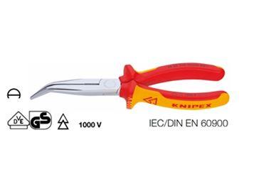 Pinze per meccanica a becchi lunghissimi knipex m7124 0 for M3 arredamenti catalogo