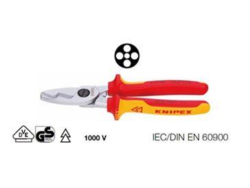 Cesoie per cavi knipex m7150 3 abc tools catalogo for M3 arredamenti catalogo