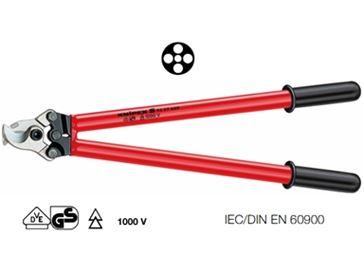 Cesoie per cavi knipex m7150 7 abc tools catalogo for M3 arredamenti catalogo