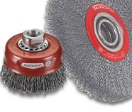 Picture for category D3 - Steel hand-brushes, flap wheels