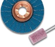 Picture for category D5 - Mounted points, abrasives
