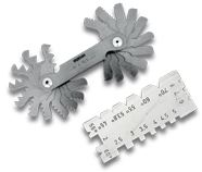 Picture for category H3 - Gauge block, screw pitch gauges, feeler gauges