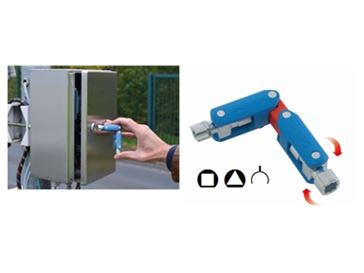 Chiavi universali per armadi elettrici e quadri abc m7108 for M3 arredamenti catalogo